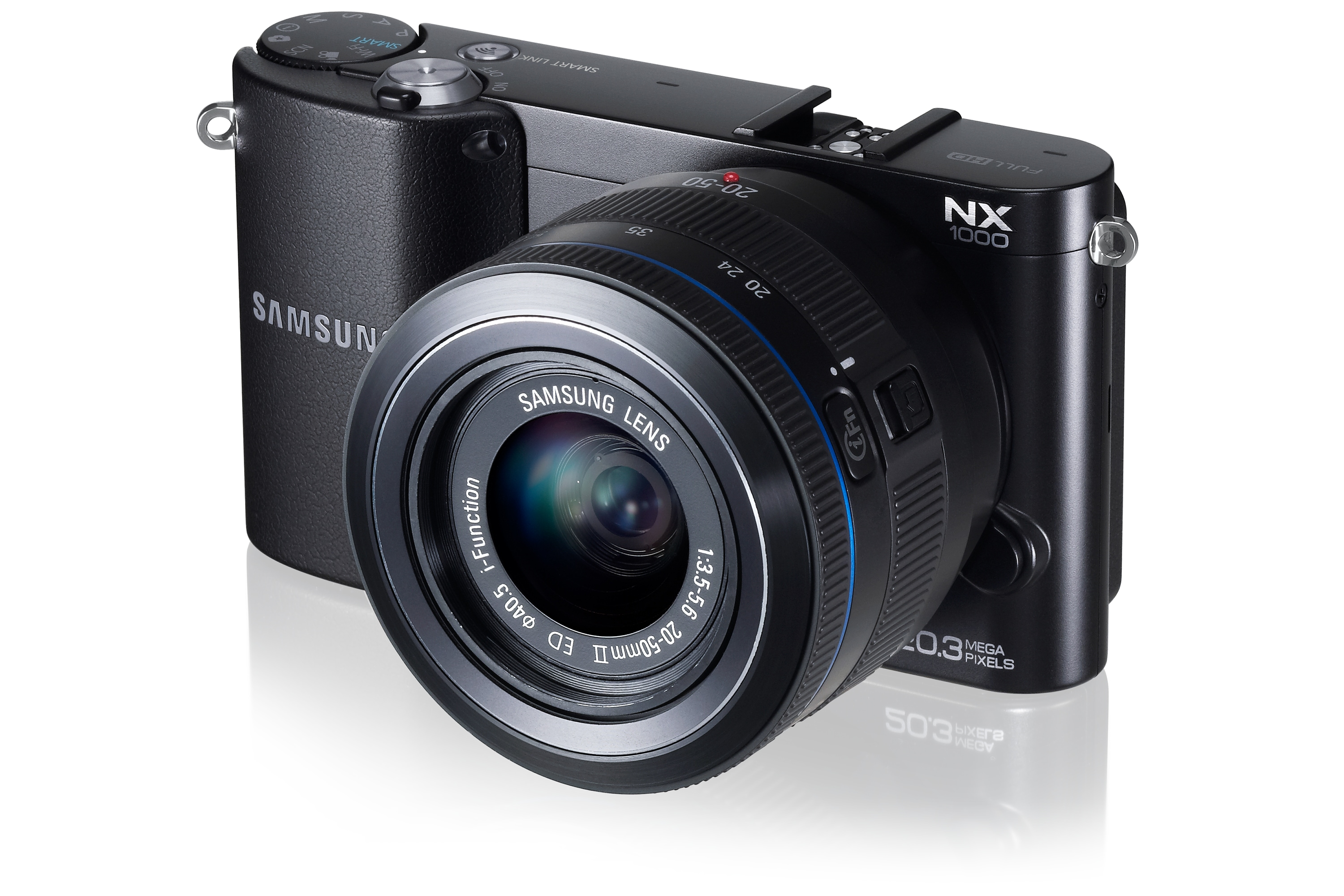 NX1000 Right Angle Black