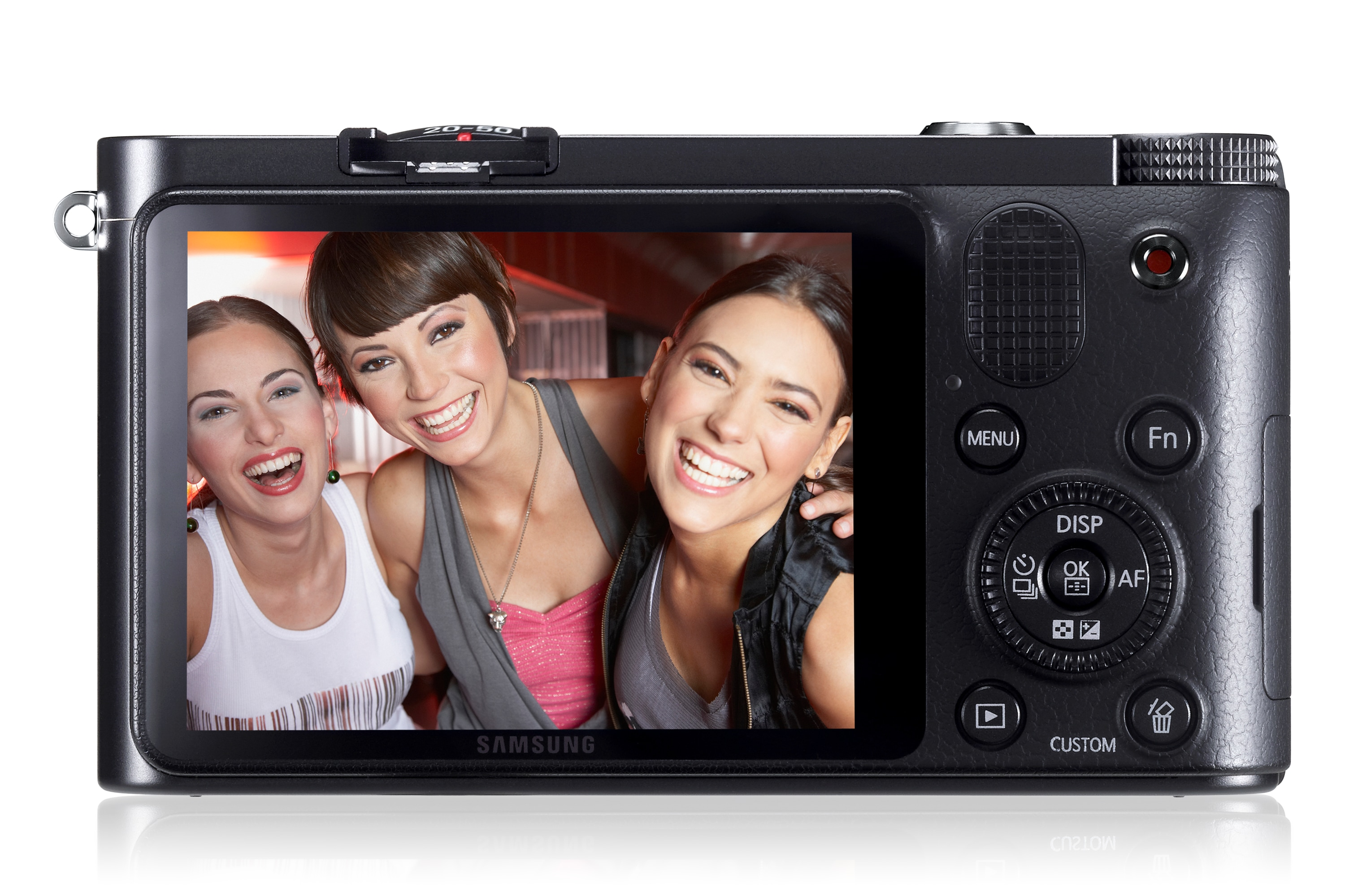 NX1000 20.3MP Digital Camera Dynamic Back