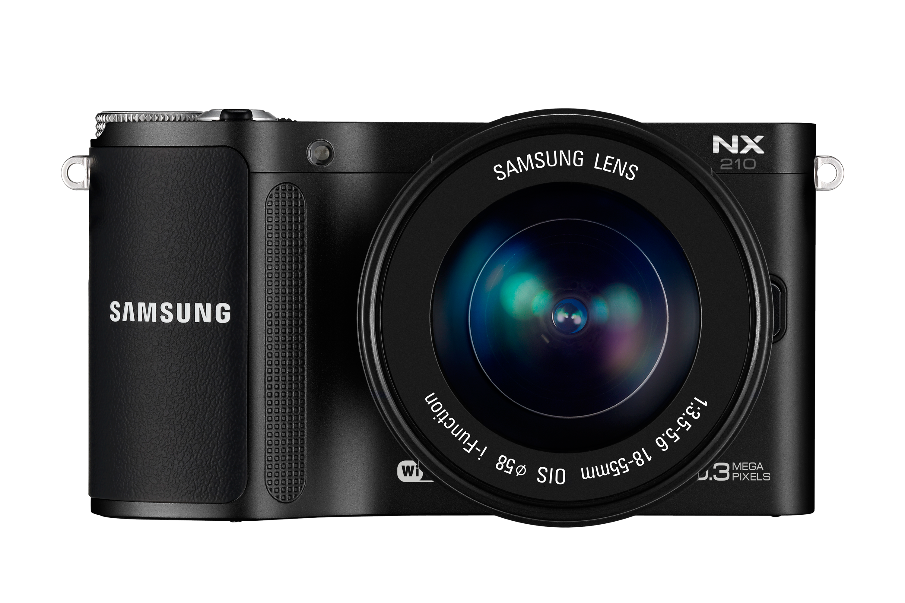 NX210 20.3MP NX SMART Digital Camera