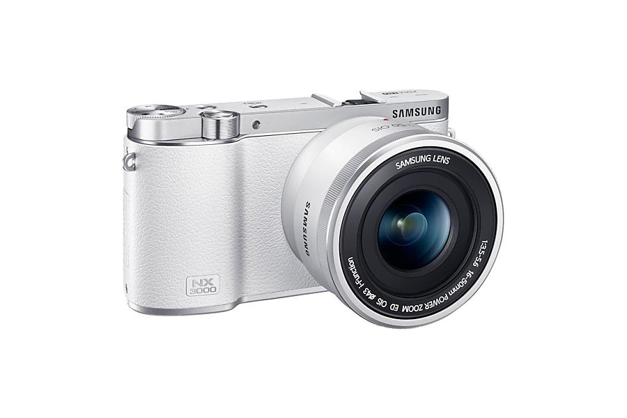 NX3000 Left-Angle White