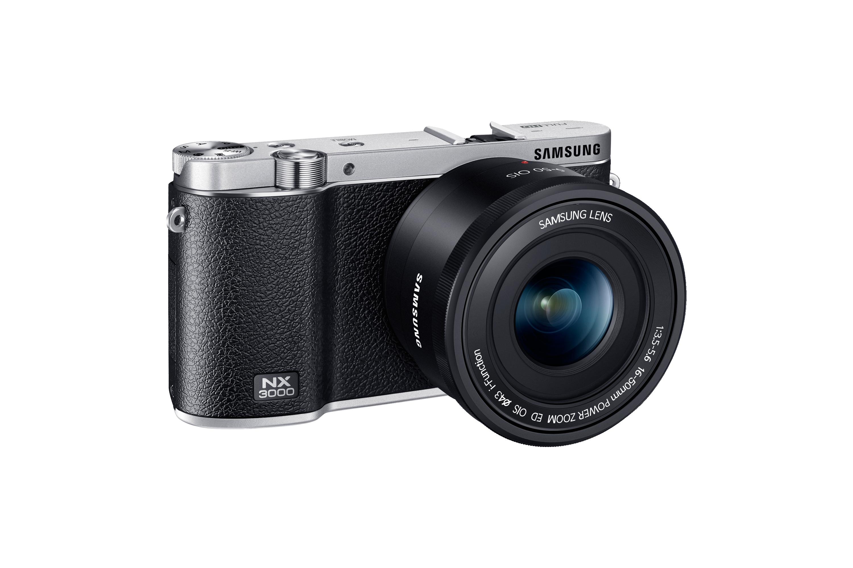 NX3000 Left Angle Black