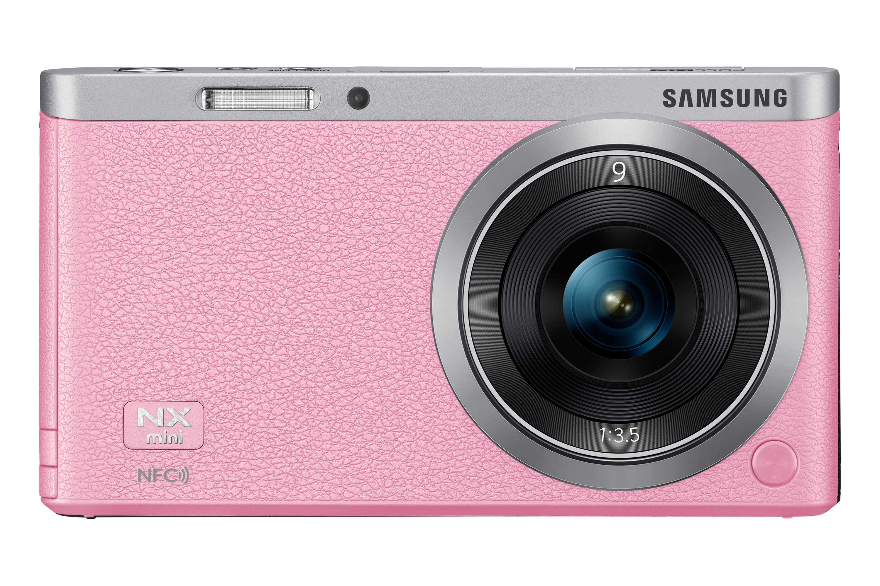NXF1 Smart Camera NX mini & 9mm Lens Kit (Pink)