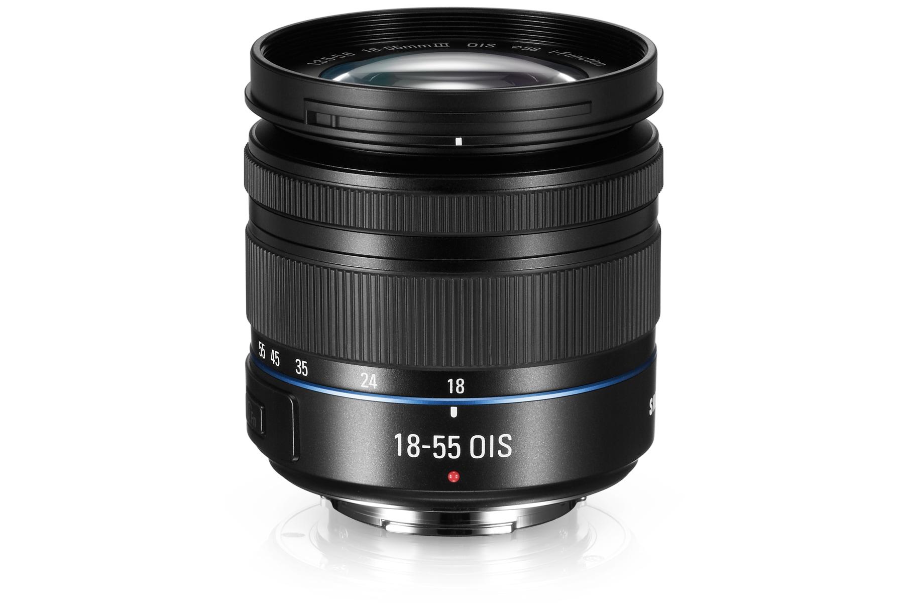 18-55mm F3.5-5.6 OIS II Standard Zoom Lens
