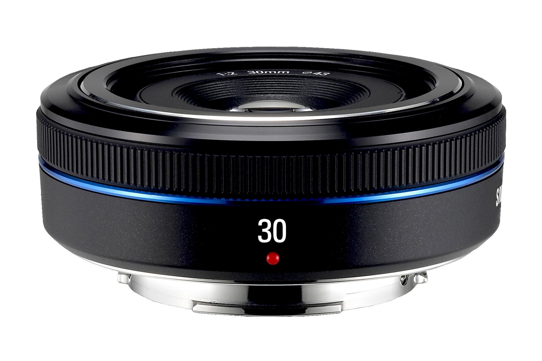 30mm f2.0 Prime Lens
