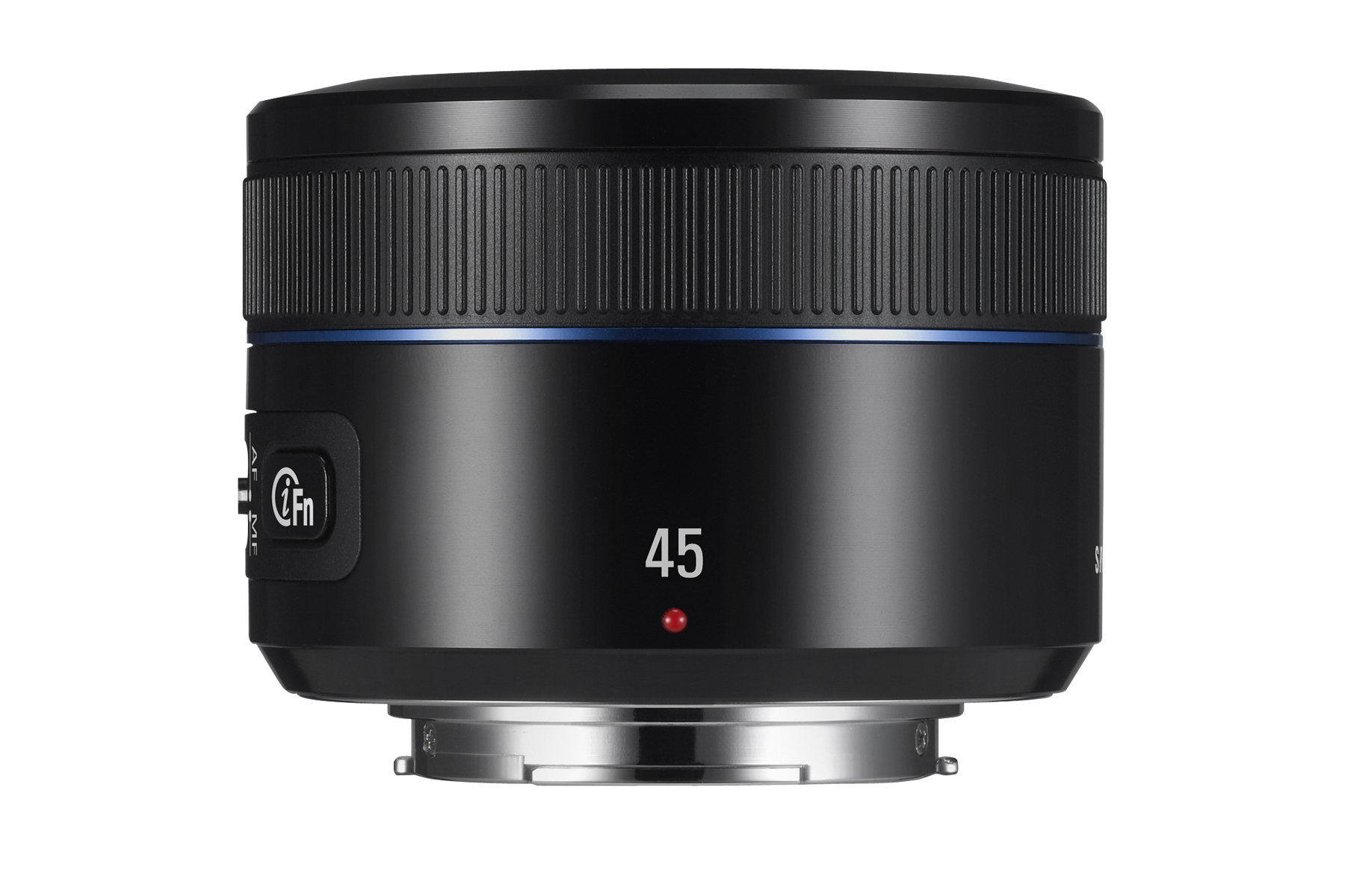 S45ANB 45mm F 1.8 Standard Prime Lens with i-Function (Black)