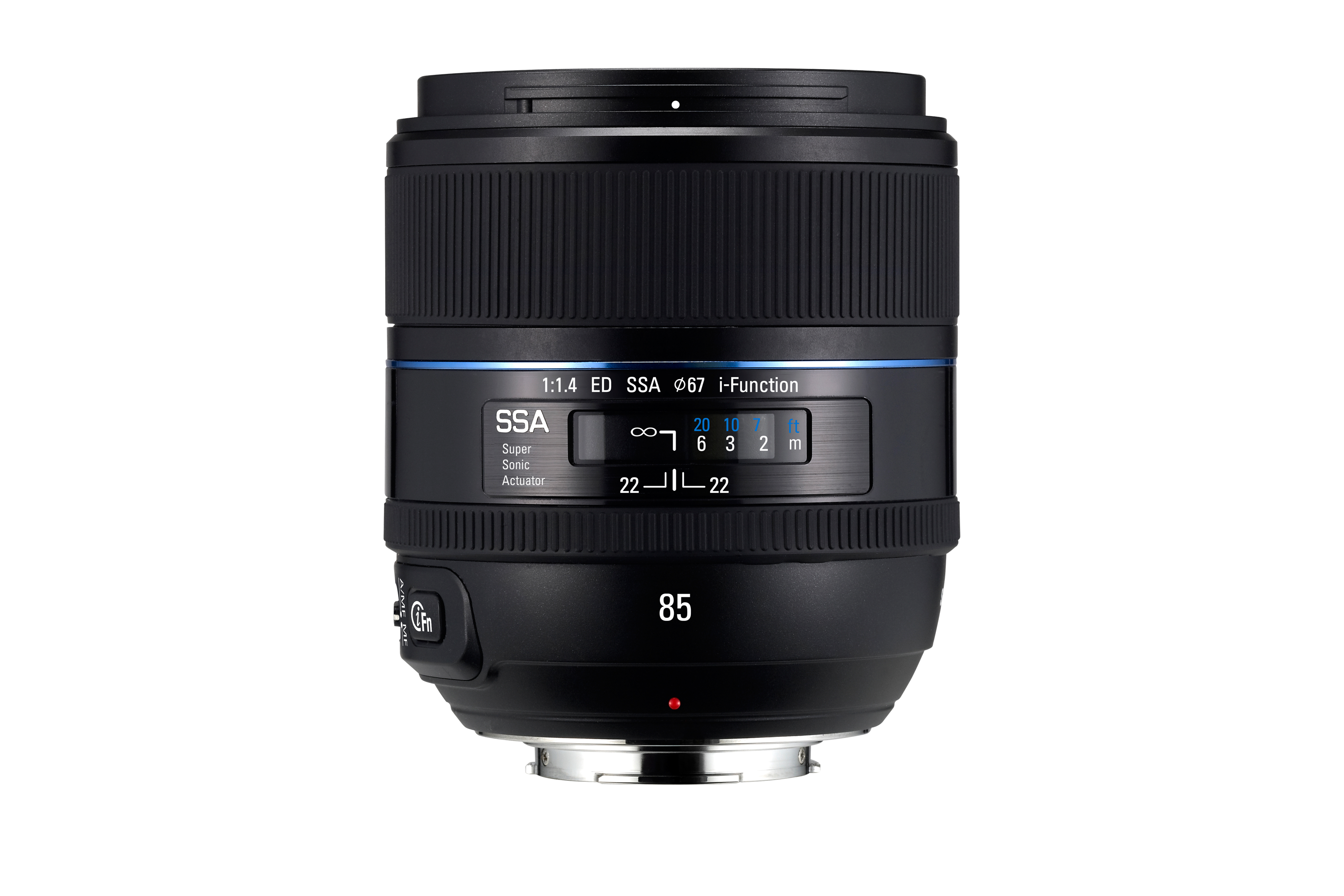 85mm f1.4 ED SSA Telephoto Lens