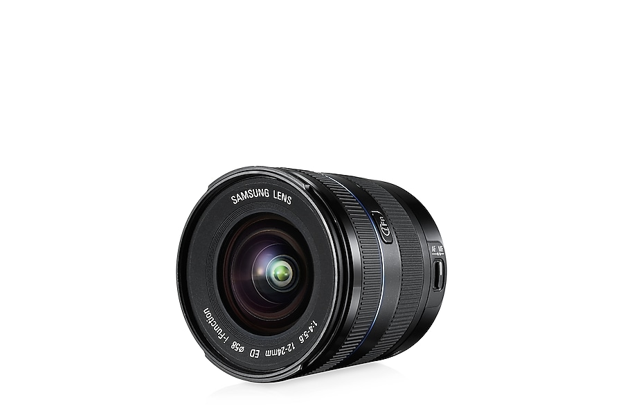 12-24mm F4-5.6 ED Wide Zoom Lens