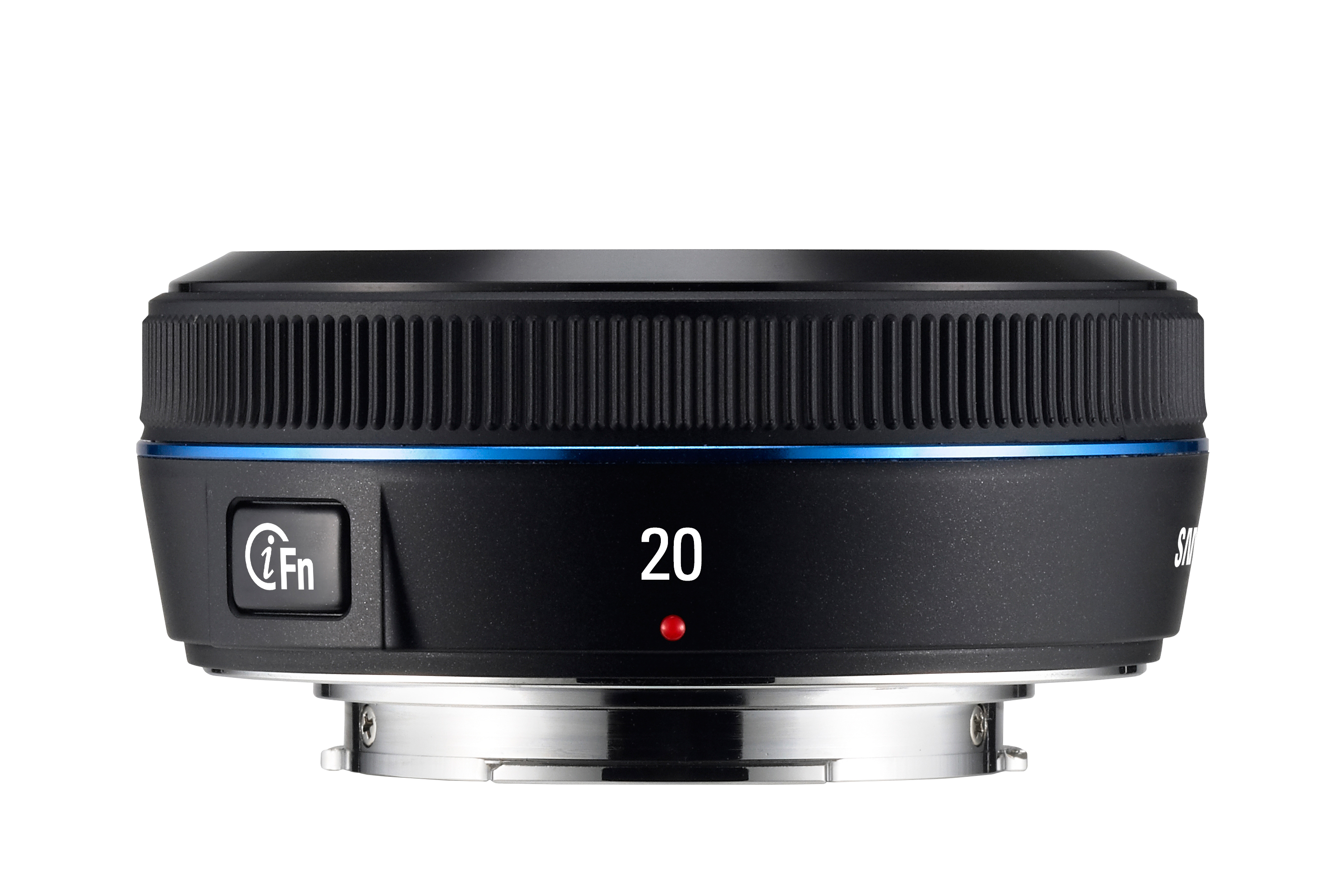 20mm f2.4 Ultra Wide Angle Lens - Black