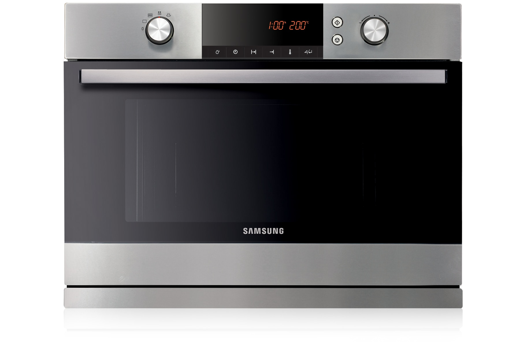 FQ115T001 Built-in Combination Electric Oven Front Grey