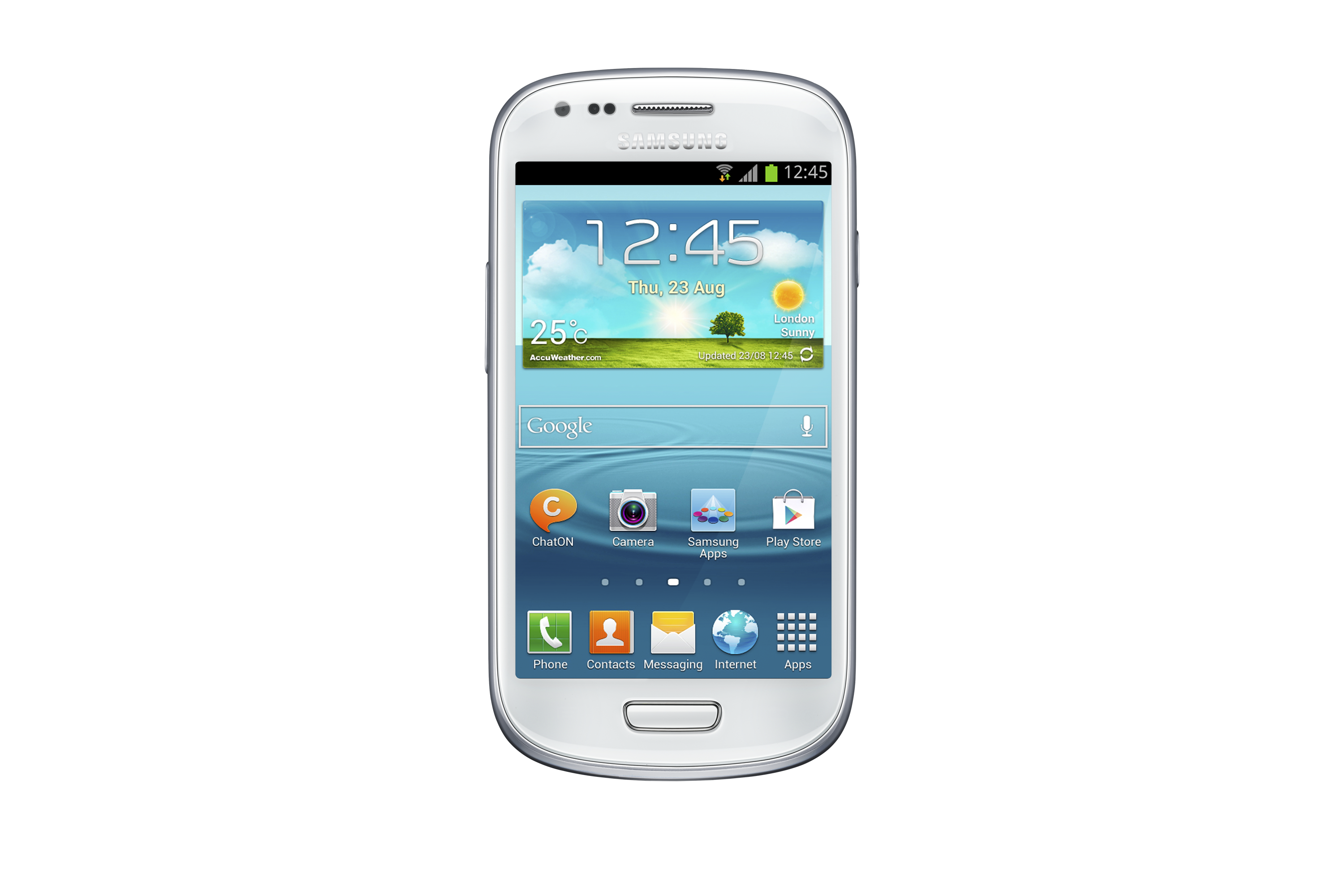 Galaxy S III mini (White)