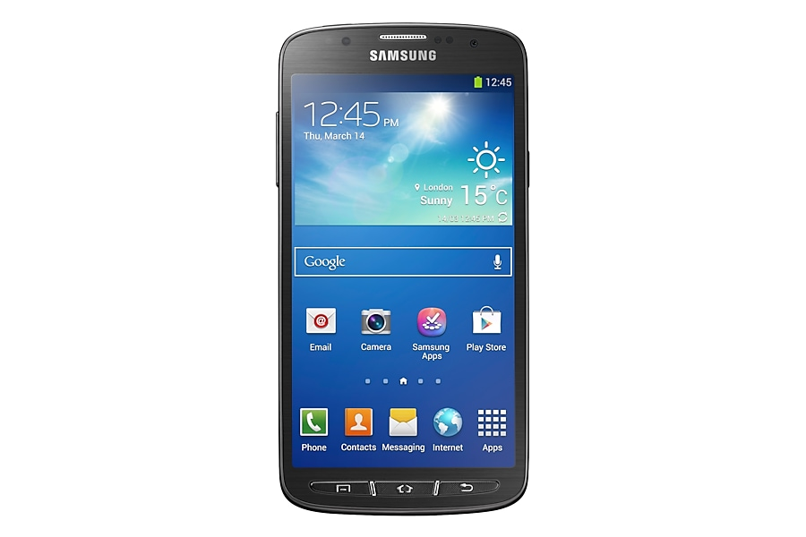 GT-I9295 Galaxy S4 Active Front