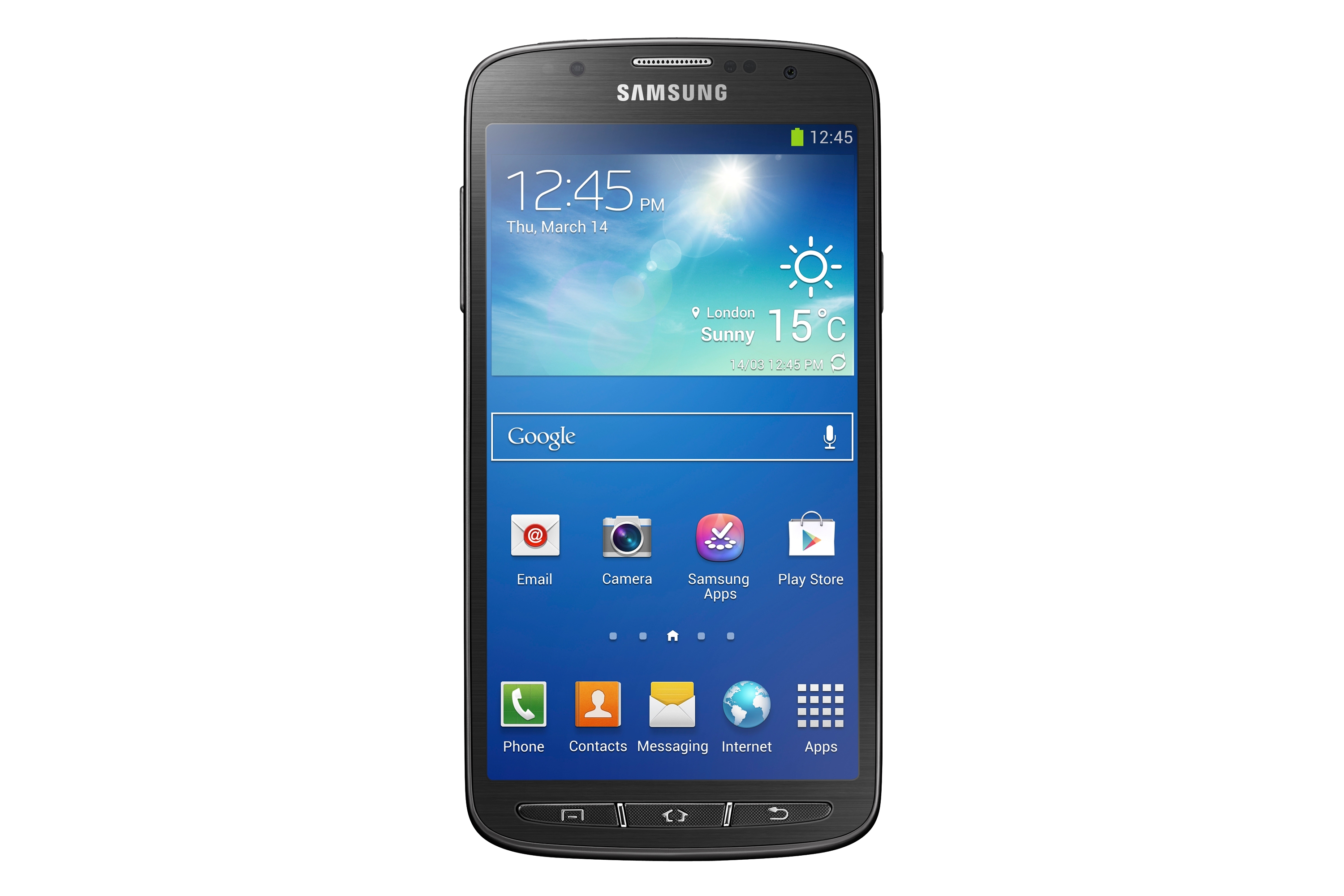 Samsung Galaxy S4 Active  Waterproof Smartphone  4G LTE