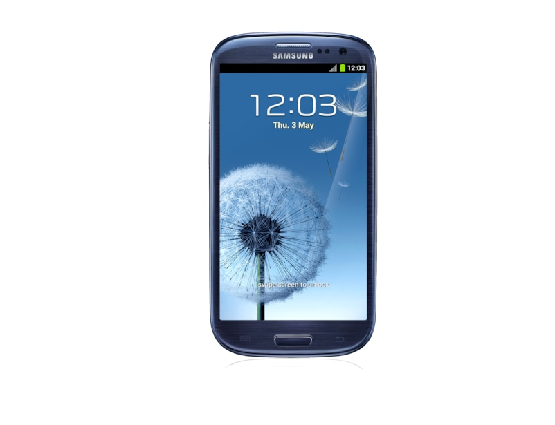 Galaxy S III (Blue) Front