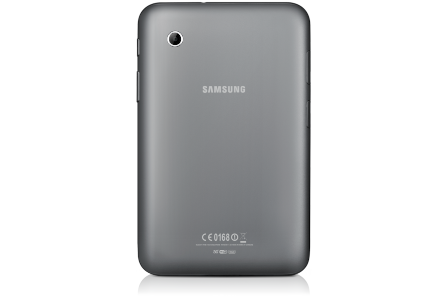 Galaxy Tab 2 (7.0, 3G) P3100 Back Black