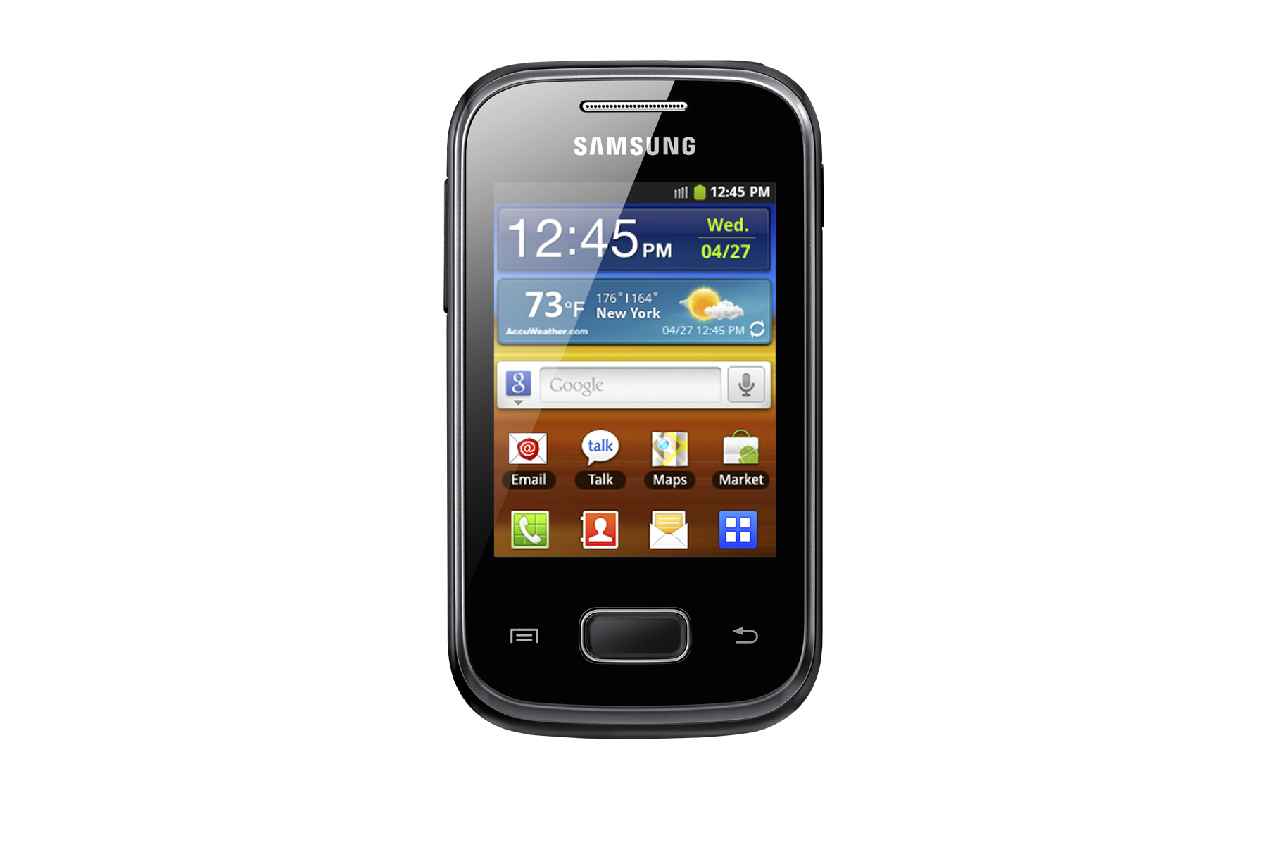 GT-S5300 Galaxy Pocket (Black)