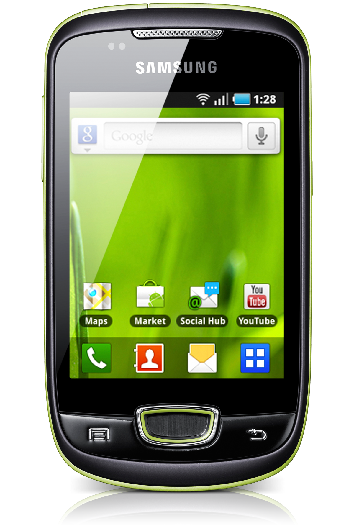 application samsung galaxy mini gt-s5570