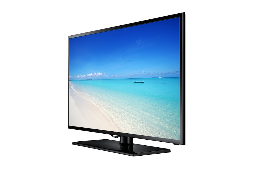 "39"" HB675 Full HD LED Display HG39EB675FB Right Angle 55 Degree Black"