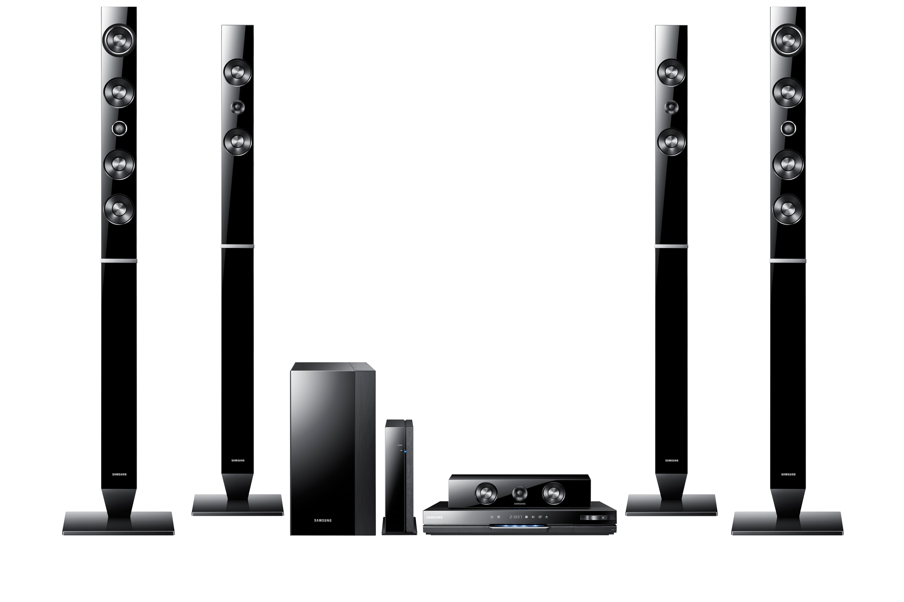 HT-D6750W3D Blu-ray 7.1chHome Entertainment System