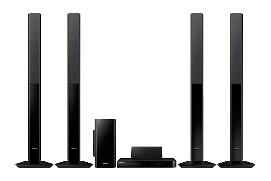 HT-H5550 5 Speaker 3D Blu-ray & DVD Home Theatre System