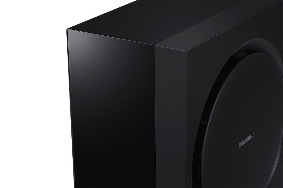 HT-H7750WM Woofer Detail black