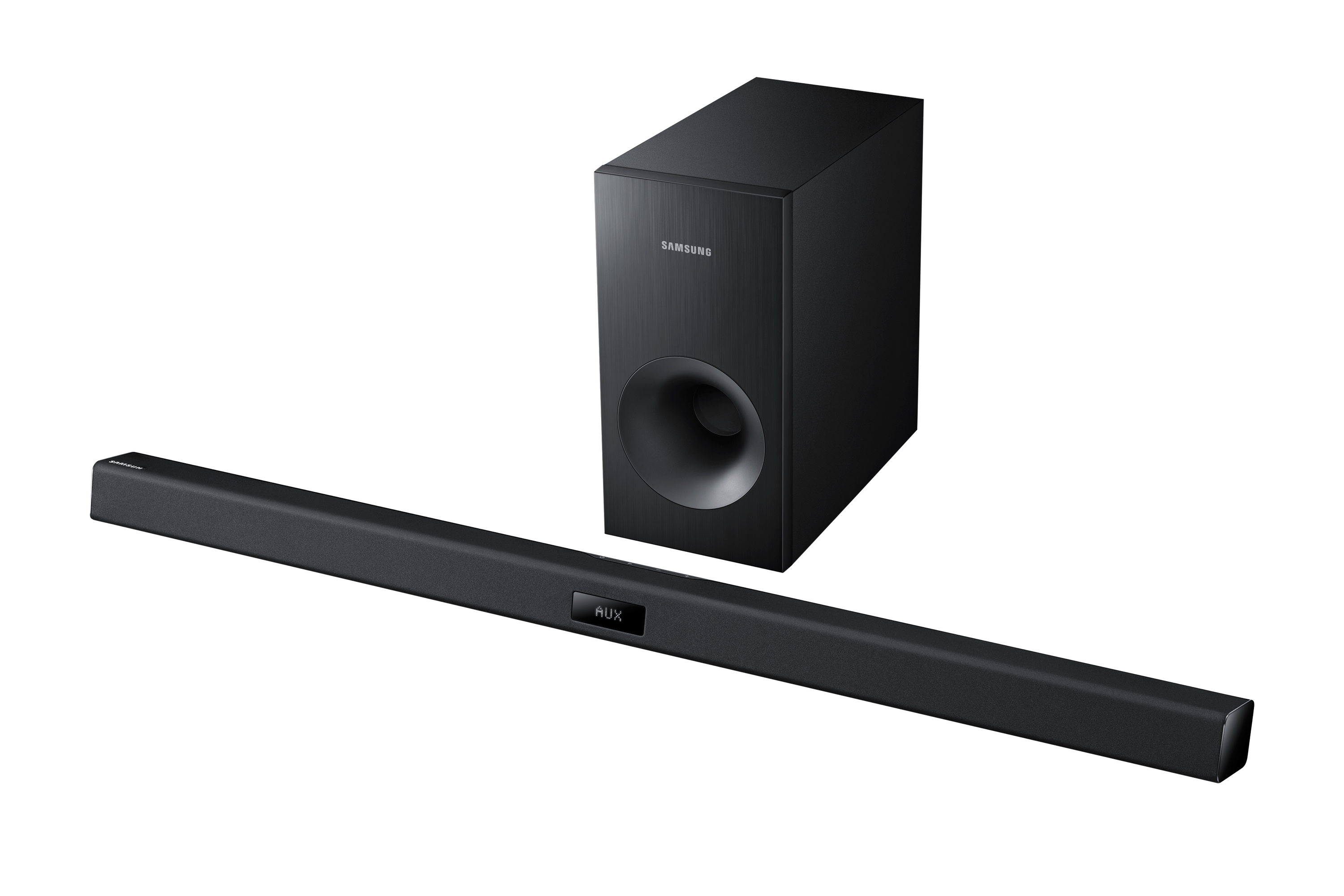 HW-H355 40 Soundbar with Wireless TV Connection