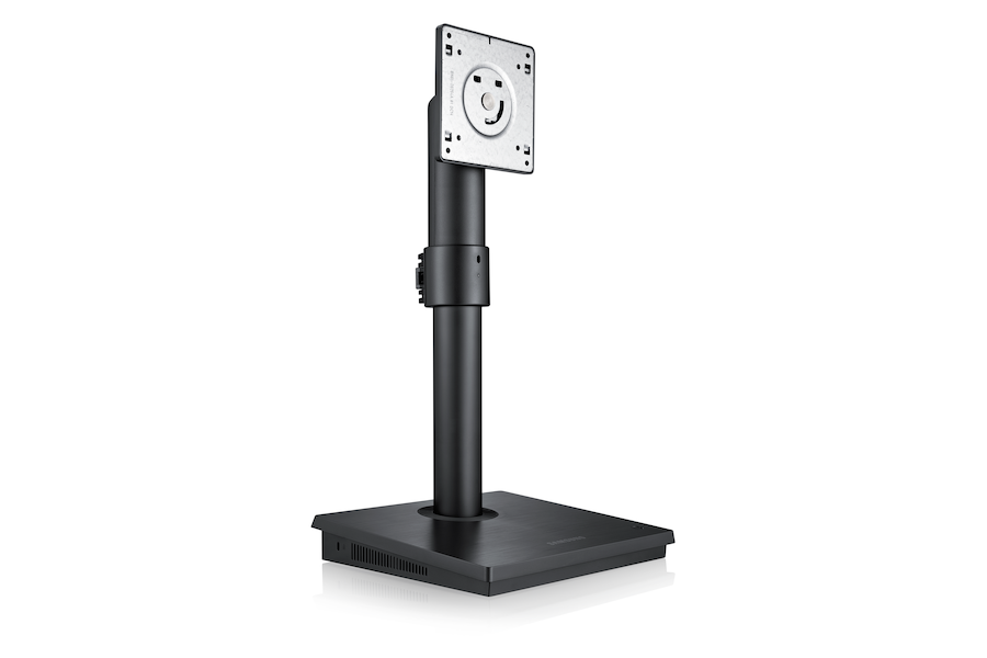 NB-NH PCoIP ® VMware® Zero Client Cloud VESA Base Stand NH Left Angle-45-Degree black