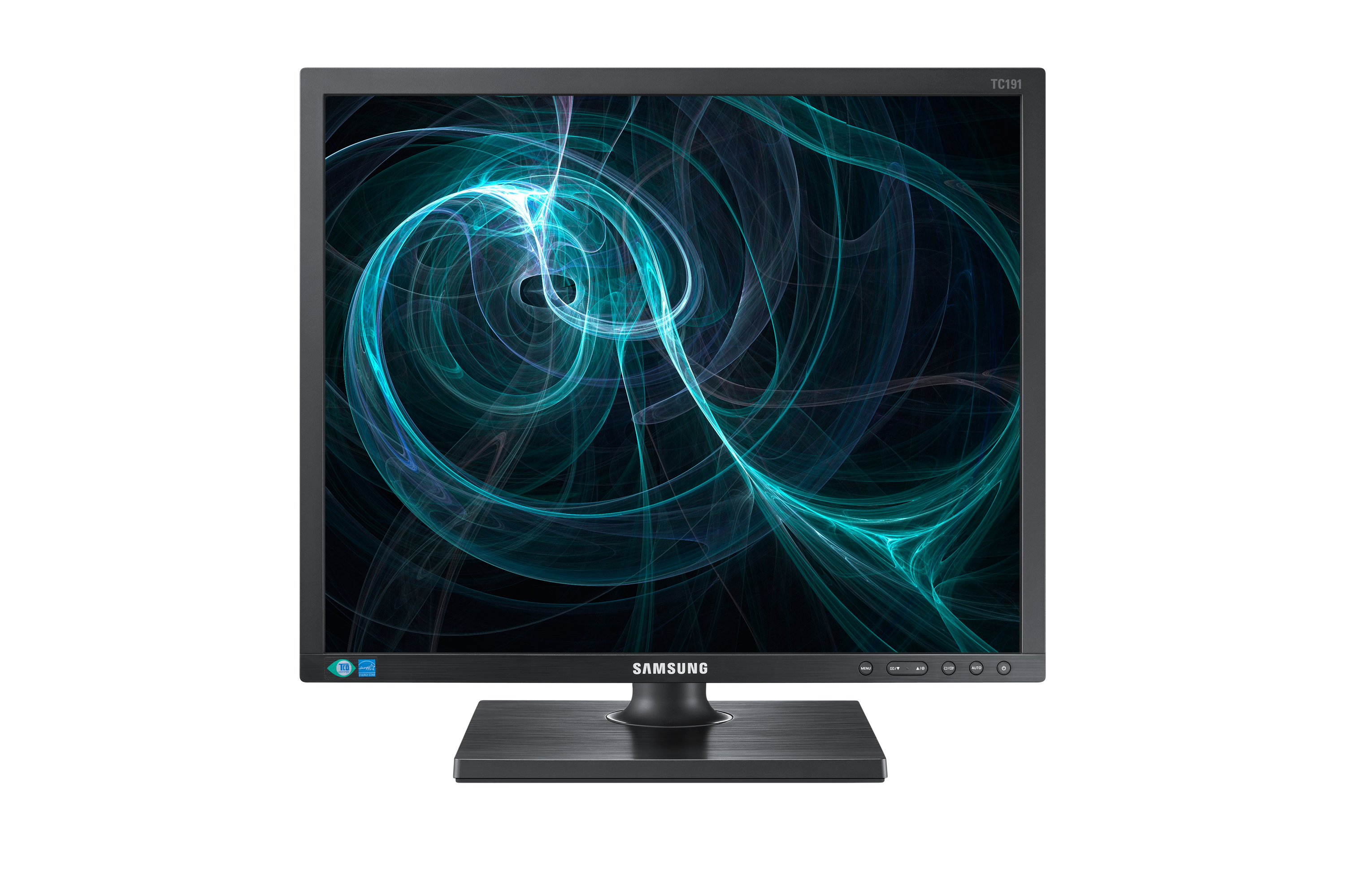 "TC191W 19"" Integrated Thin Client behind Display"