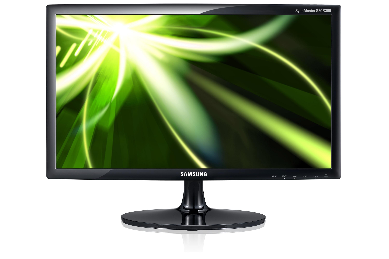 """20"""" S20B300N Series 3 LED Monitor"""
