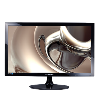24 Business LED monitor with sharp picture quality