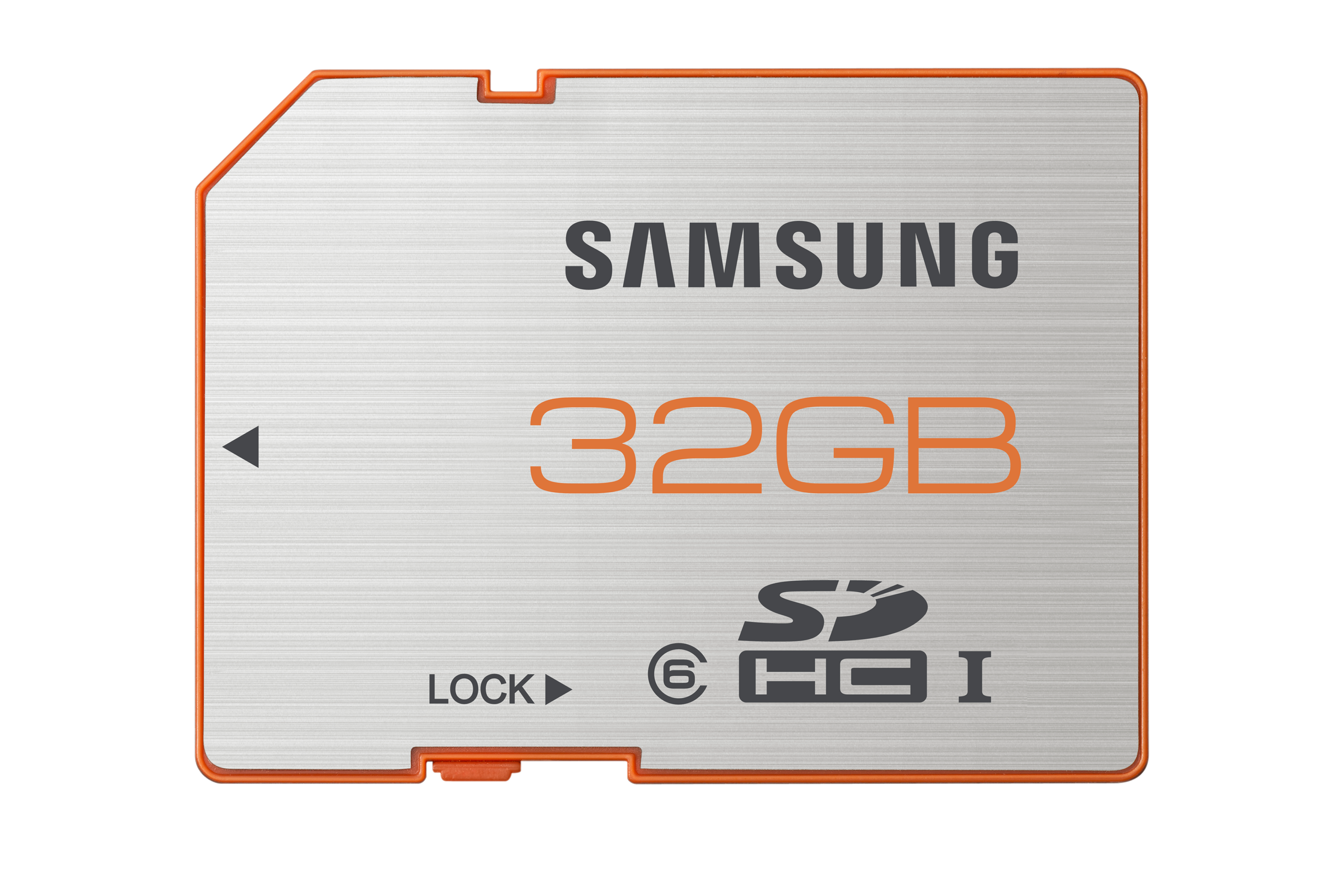 32GB SDHC Plus Class 6 Memory Card