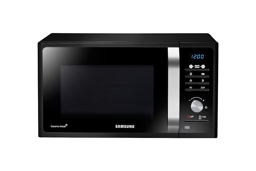 MG23F301TAK 23 Litres Grill Microwave Front2 Black