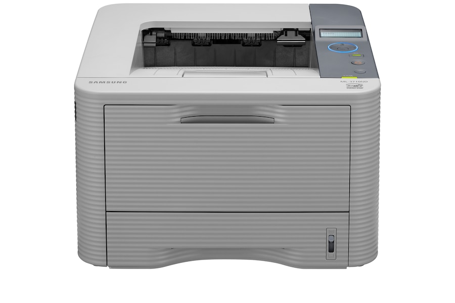 ML-3710ND 35ppm A4 Black & White Printer 3710ND Front