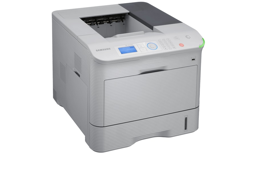 ML-5510ND Black & White Laser Printer 5510ND Left-Angle