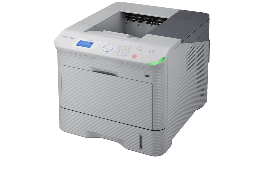 ML-6510ND Black & White Laser Printer 6510ND Right Angle