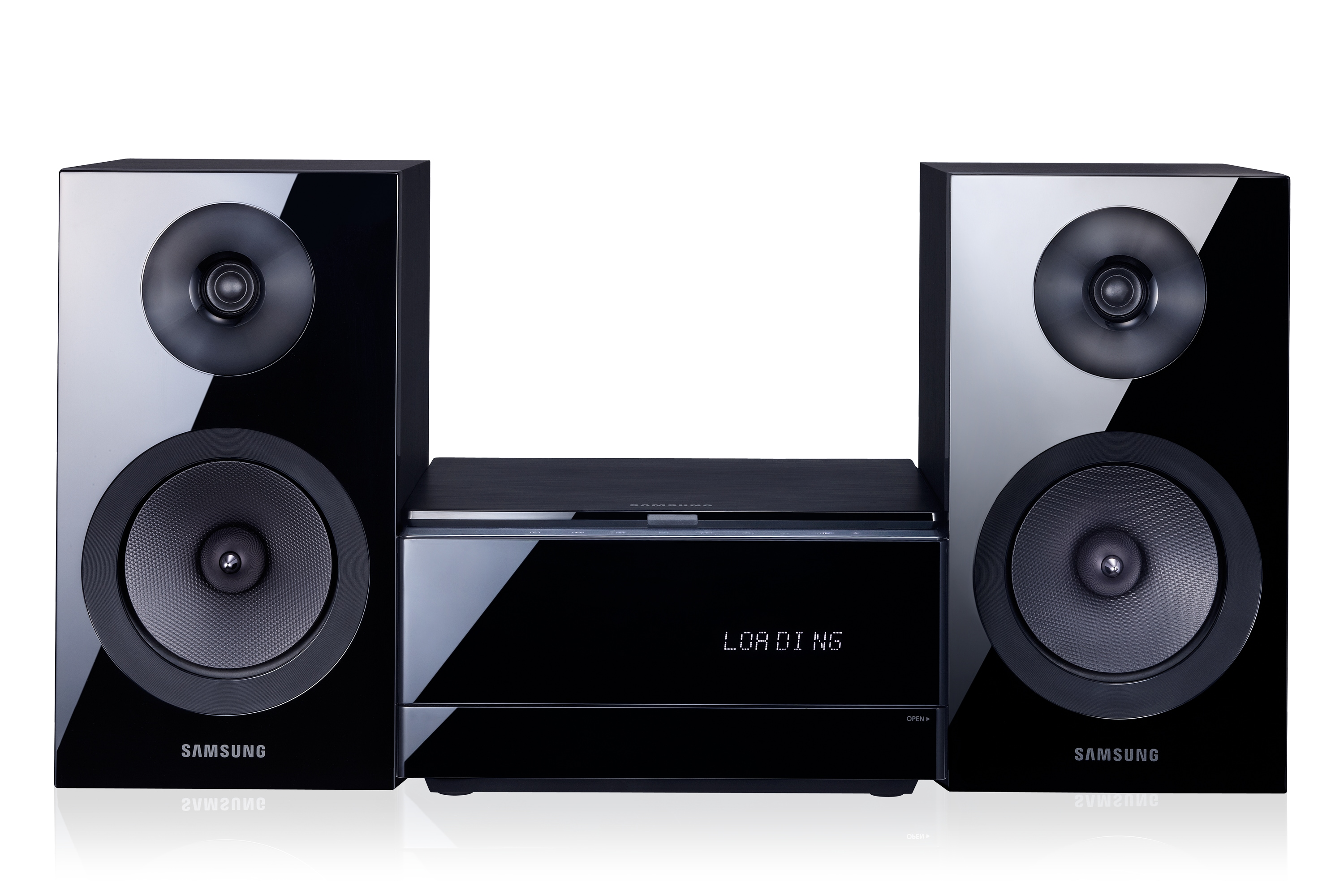 MM-E460D DAB Micro Hifi System (iPod / iPhone / Galaxy)