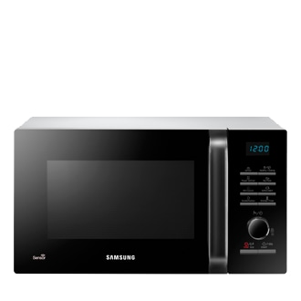 MS23H3125AW 23 Litre MS23H3125AW Solo Microwave