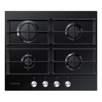 NA64H3000AK/EU Hob - Black Glass Top