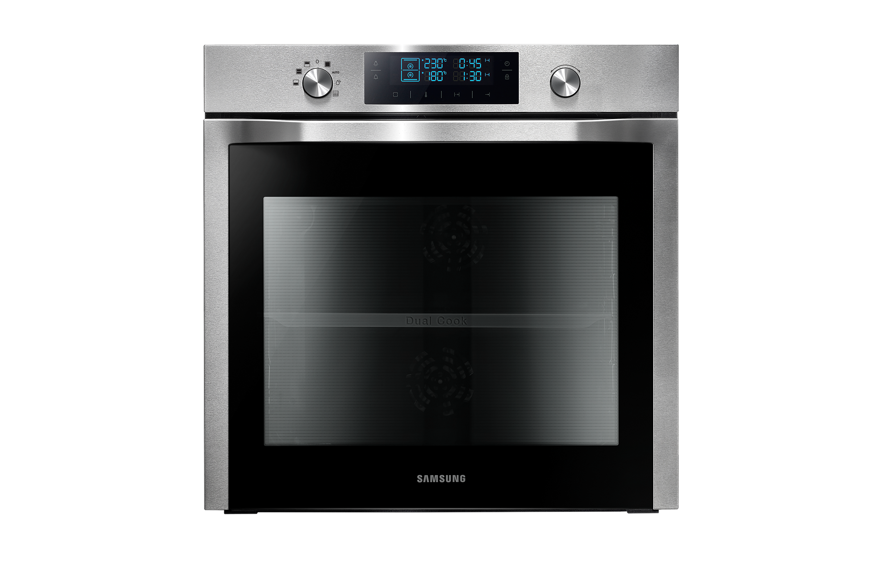 NV70F7796ES/EU NV70F7796ES Dual Cook™ Electric Oven