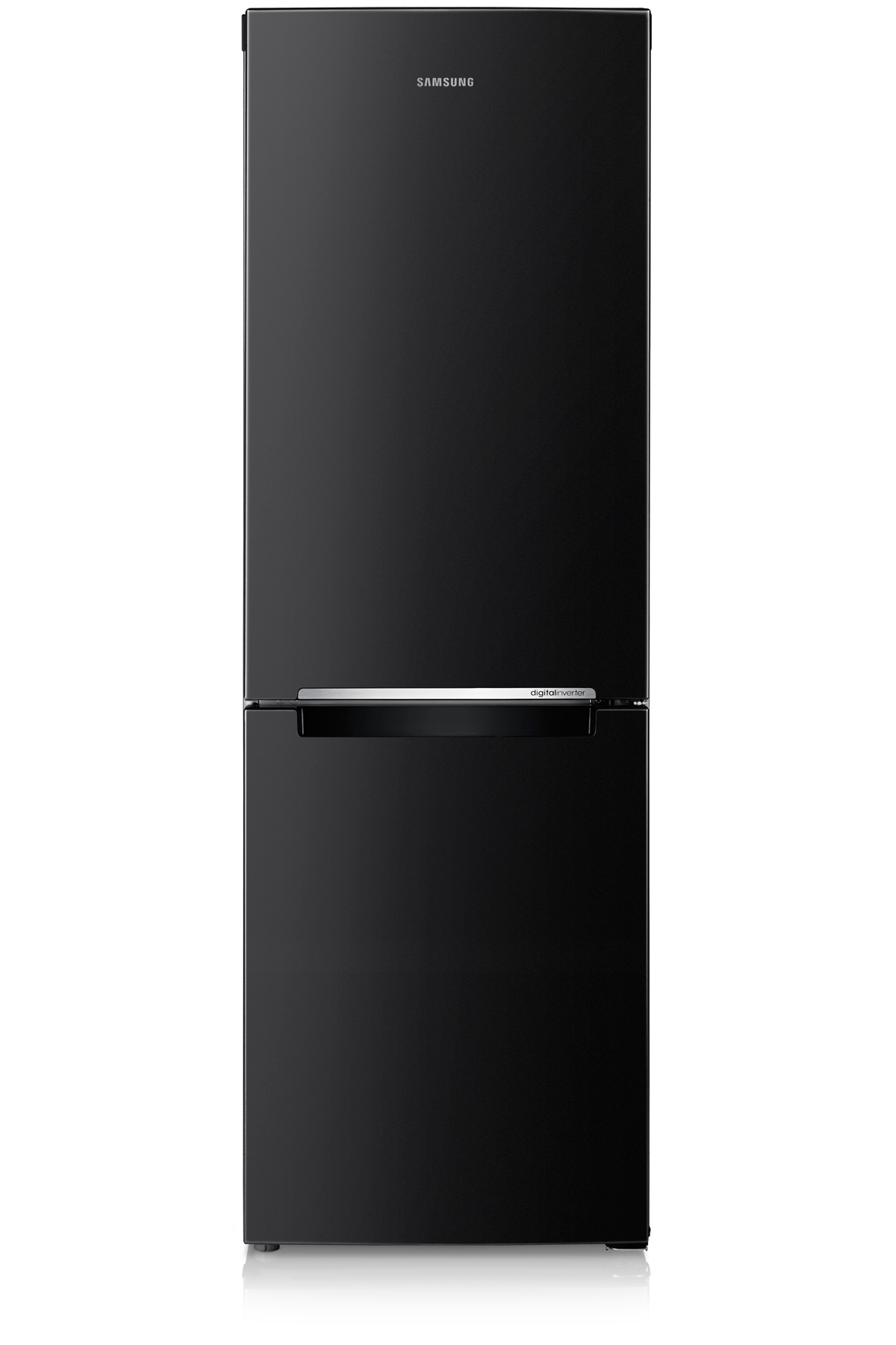 RB29FSRNDBC Fridge Freezer Front Black