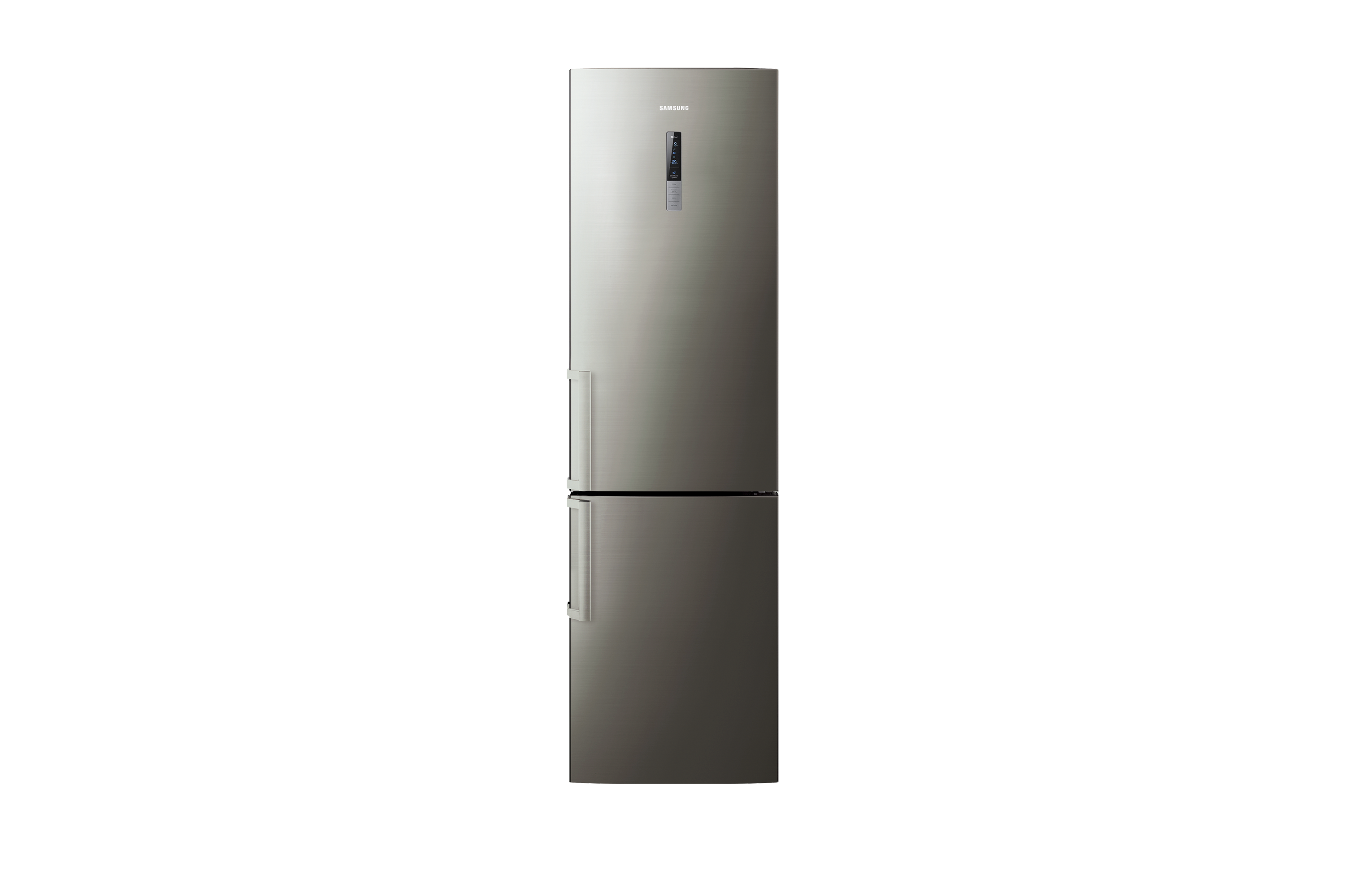 RL60GZEMG G-Series Fridge Freezer Front2 Grey