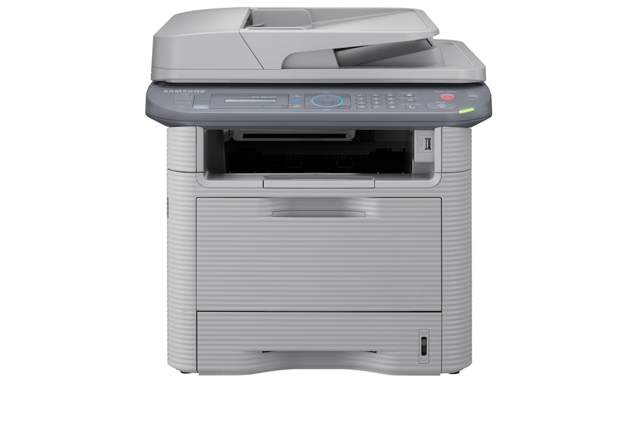 SCX-4833FD 31ppm A4 Black & White Multifunction Printer 4833FD Front