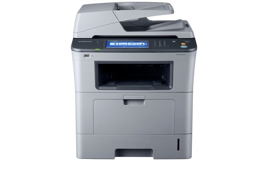 SCX-5835FN 35ppm A4 Mono Multifunction Printer