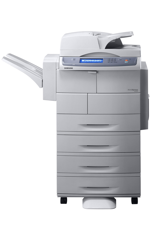 SCX-6545N Front