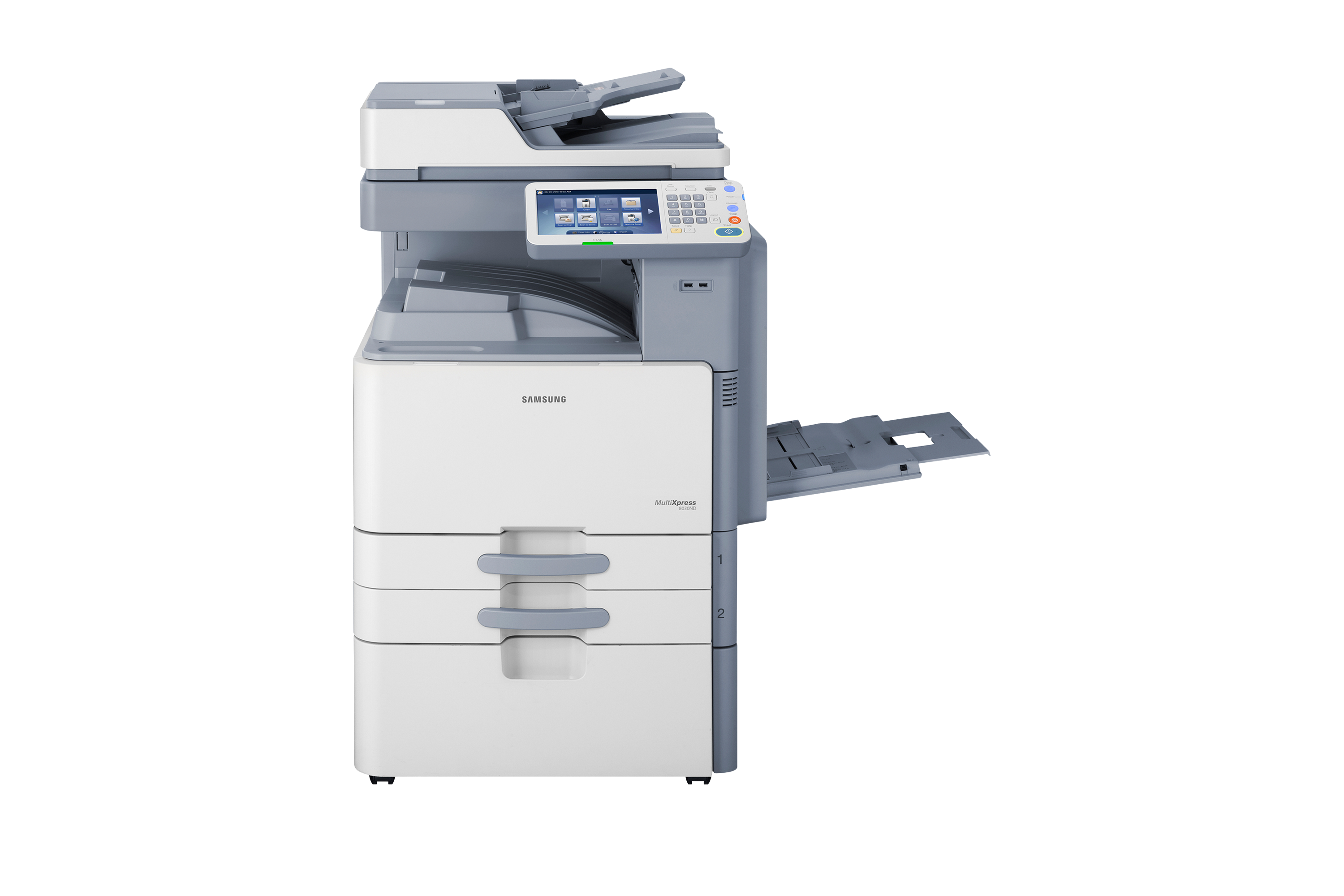 SCX-8030ND 30CPM Black & White Laser Multifunction Printer