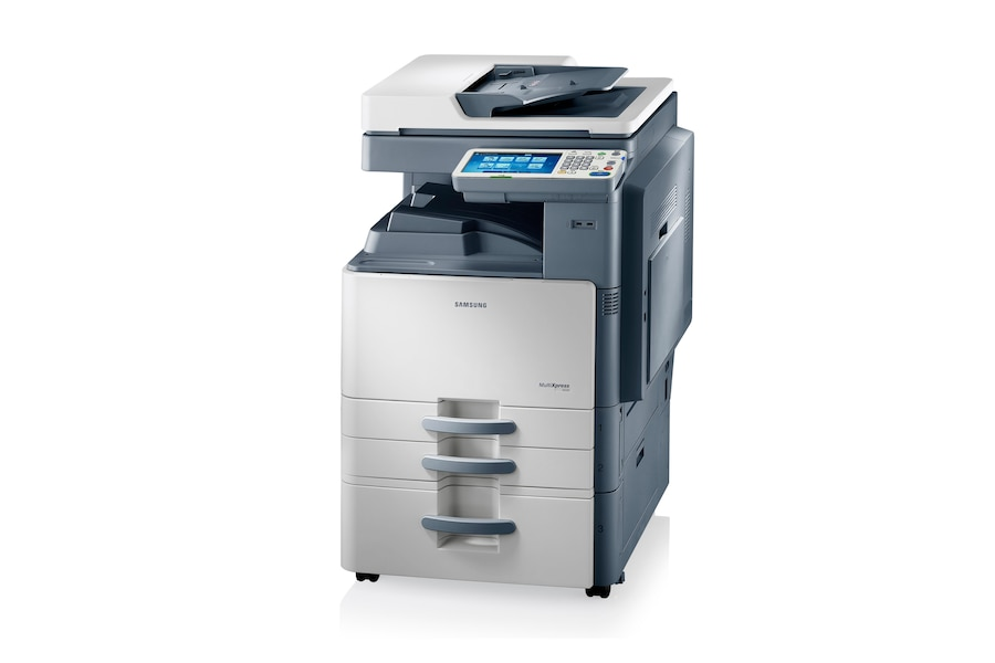 SCX-8240NA 40ppm A3 Mono Multifunction Printer 8240NA Right 30-Angle