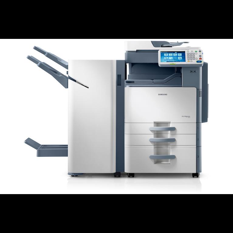 SCX-8240NA 40ppm A3 Mono Multifunction Printer