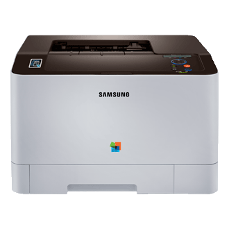 SL-C1810W SL 18PPM Colour Laser Printer