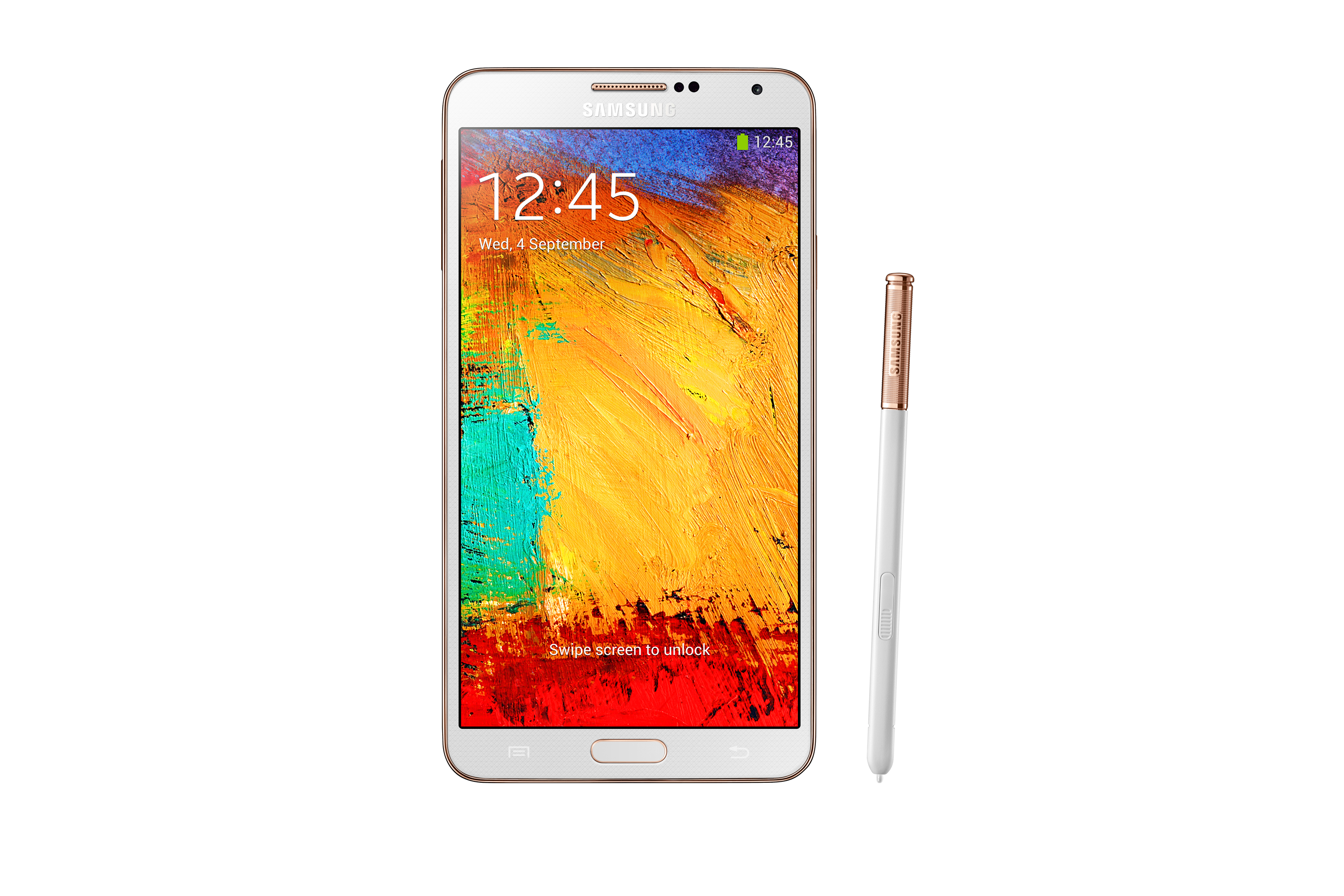 SM-N9005 Galaxy Note 3 (White)