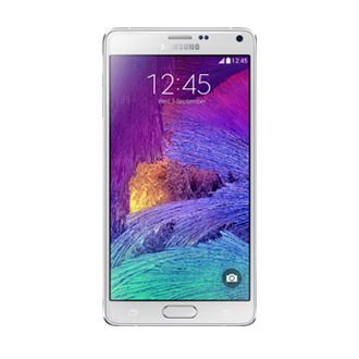 SM-N910F Galaxy Note 4 (White)