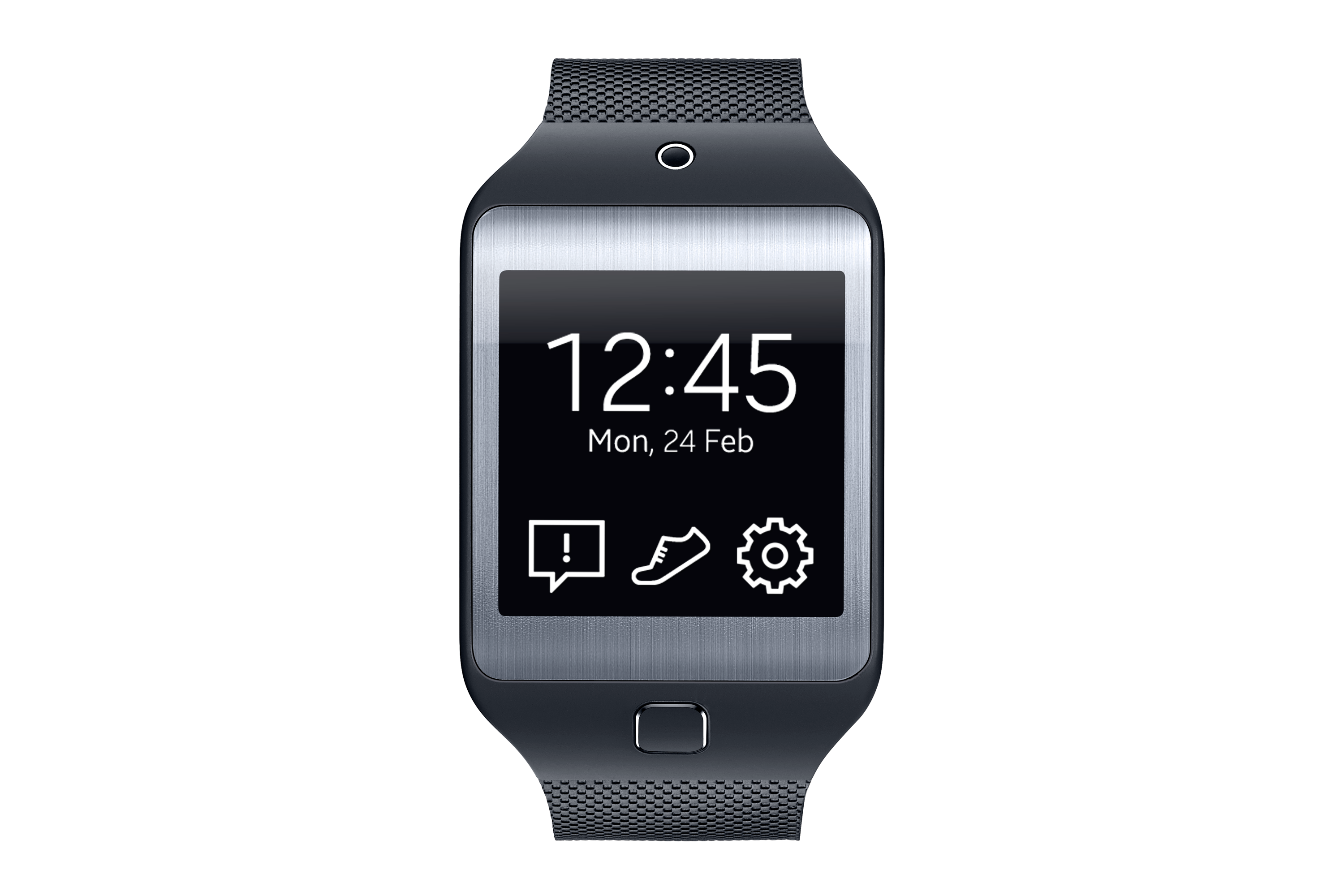 Gear 2 Neo (Charcoal Black)